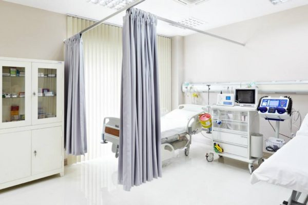 Medici akut rum Nobel medical center medical tourism Turkiet